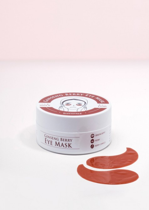 GINSENG BERRY EYE MASK
