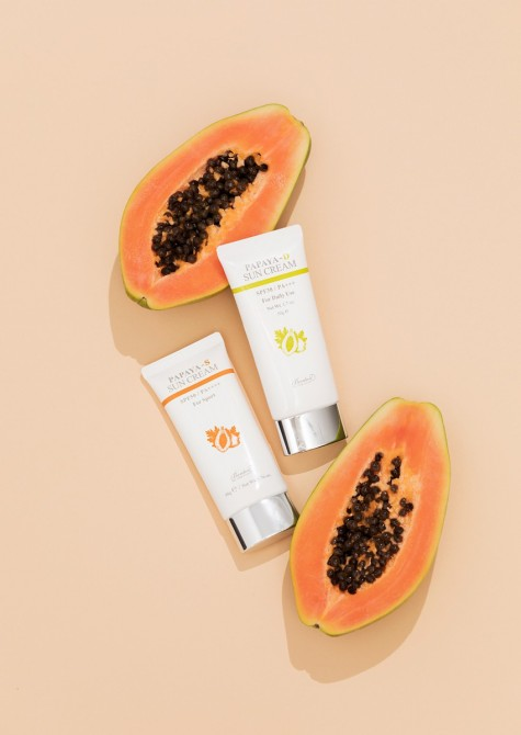 PAPAYA D SUN CREAM
